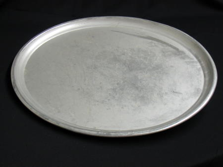 TRAY - STAINLESS 24in OVAL CLEARING