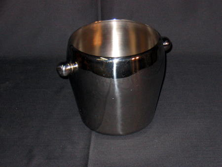 ICE BUCKET - STAINLESS - LARGE