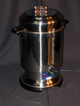 COFFEE URN - DELONGHI 60 CUP