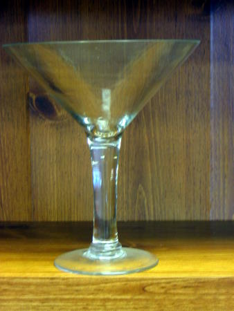 CENTREPIECE - MARTINI GLASS
