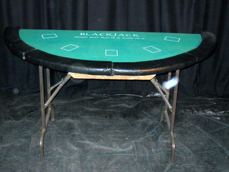 BLACKJACK TABLE - 5 PLAYER