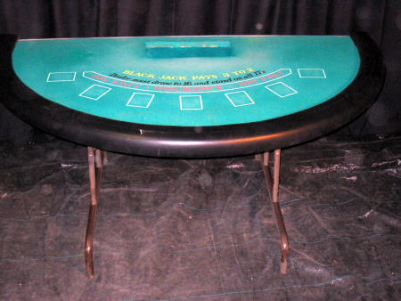 BLACKJACK TABLE - 7 PLAYER