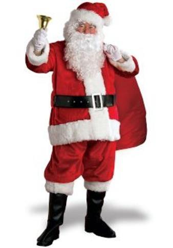 how to make a santa claus suit