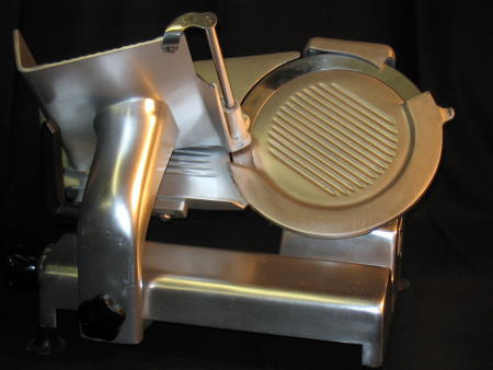 MEAT SLICER - ELECTRIC