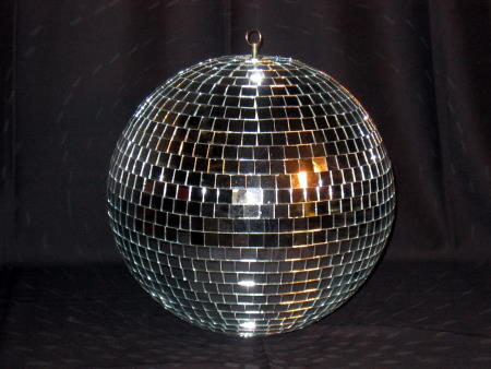 MIRROR BALL - 16in