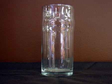 BEER GLASS 14oz