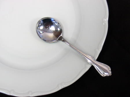 CONSOMME SPOON