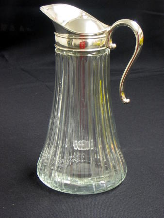 SILVER WATER PITCHER - CHILLIT