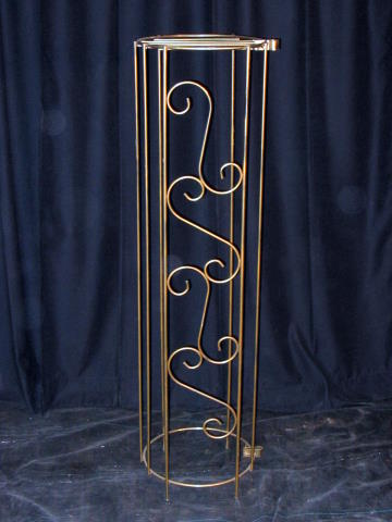 FLOWER STAND - BRASS