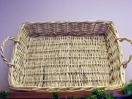 BEAD BASKET - RECTANGULAR