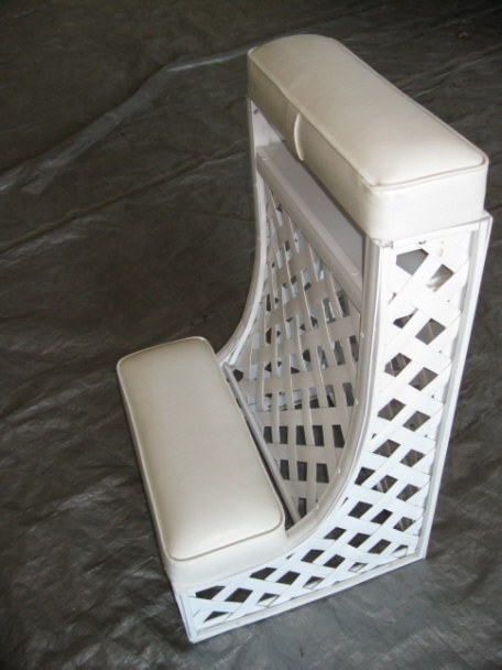 Mclean Sherwood Rentals Kneeling Bench Lattice Mclean